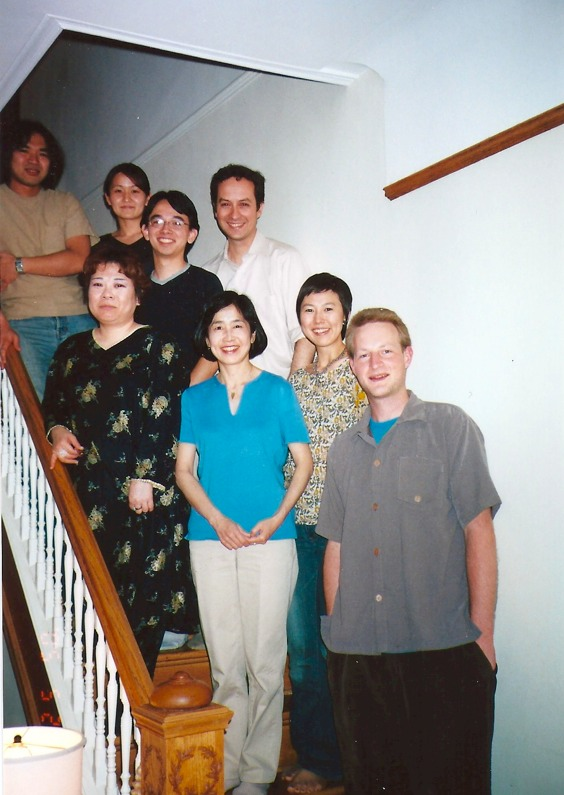Kanji alive Dinner Party 2005